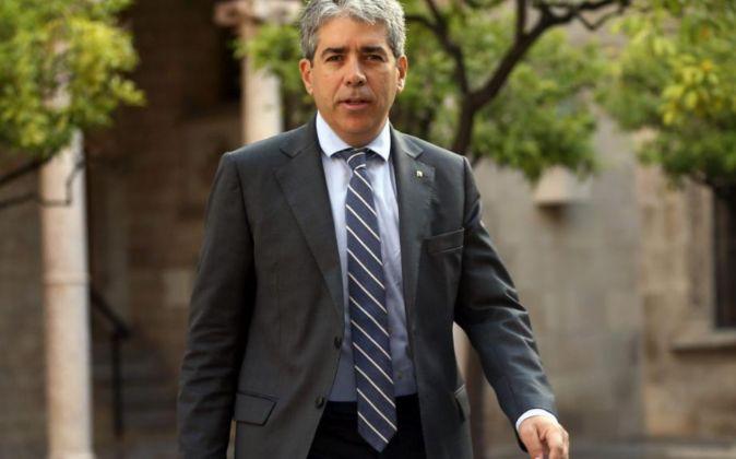 Francesc Homs, escogido la militancia de CDC como candidato para las...