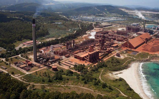 Alcoa concentra gran parte de sus instalaciones productivas en San...