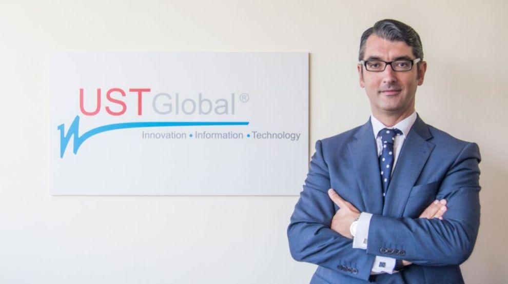 Juan Fontán,  Senior Sales Director en UST Global Iberia y América...