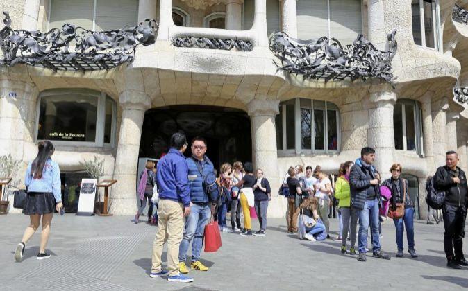 Barcelona es uno de los destinos turísticos más demandados en...