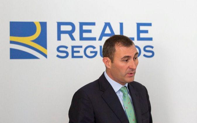 Ignacio Mariscal, Cosejero delegado de Reale Seguros.