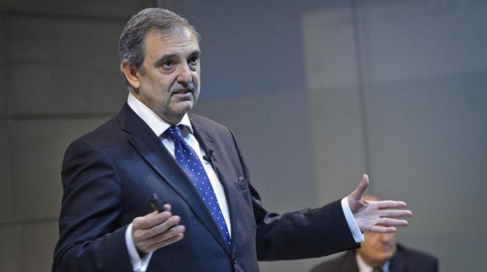 José Miguel Gilpérez, presidente de Telefónica España.