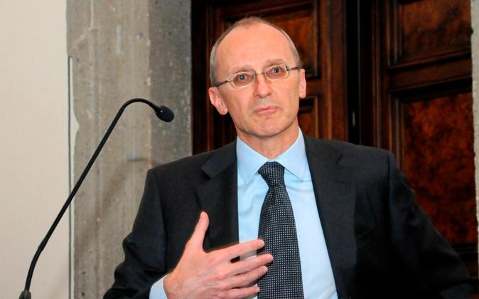 El presidente de la Autoridad Bancaria Europea, Andrea Enria.