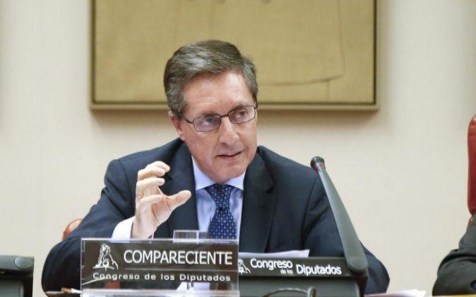 GRA299. MADRID, 01/10/2014.- El director de la Agencia Tributaria,...