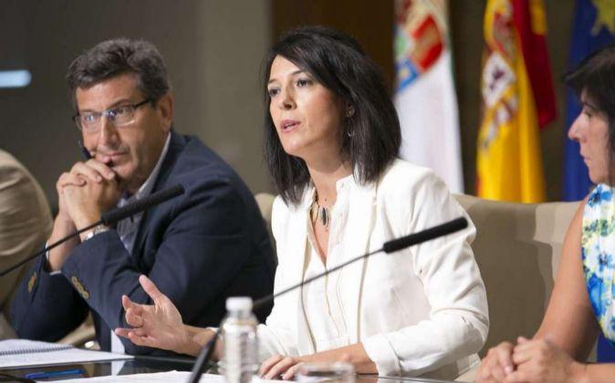 Esther Gutiérrez Morán, consejera de Educación de la Junta de...