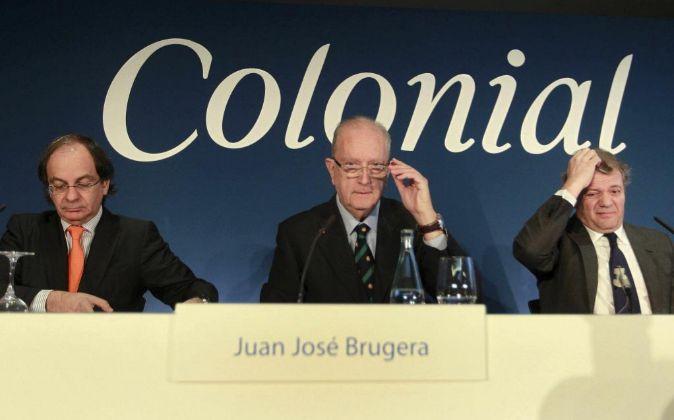 José Bruguera, presidente de Colonial.