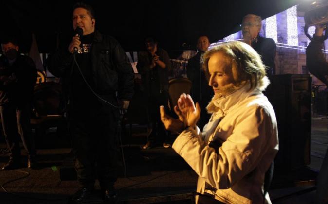 La periodista española Salud Hernández, en una imagen de archivo del...