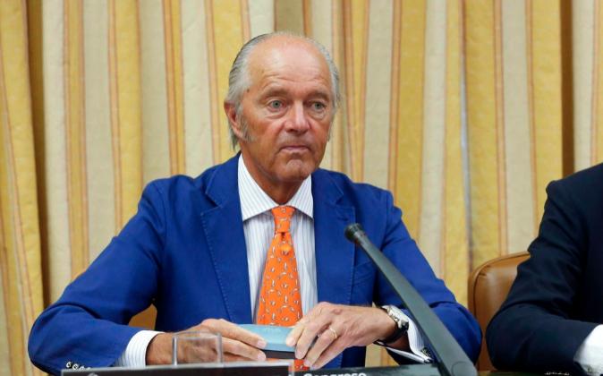 Gonzalo Ferré, presidente de Adif.