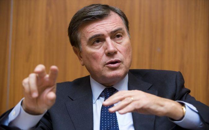José Viñals, director de Asuntos Monetarios y Mercados de Capitales...
