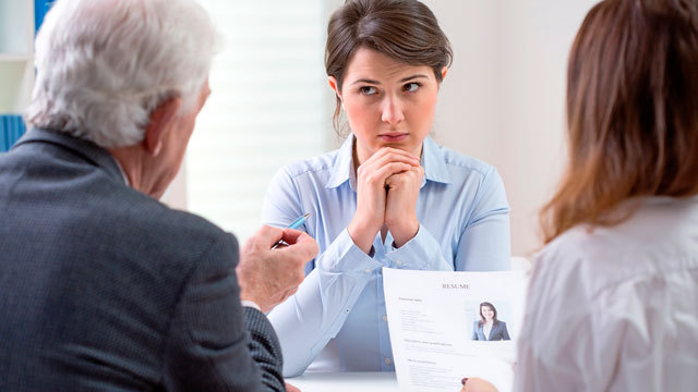 Cinco buenas respuestas para que no te pillen en la entrevista de trabajo
