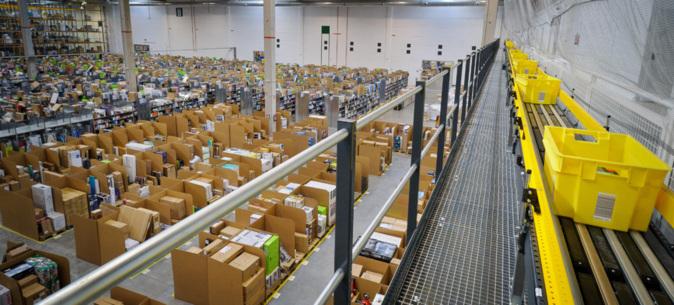 Éxito De La Logística Clave Amazon Del STxwvnPgq