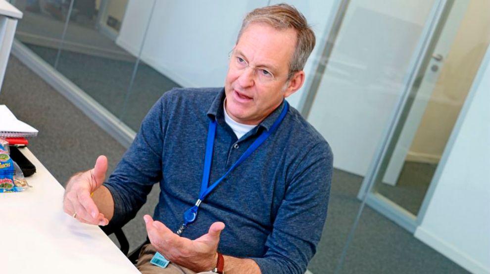 Roy Perticucci, responsable de satisfacción del cliente de Amazon en...
