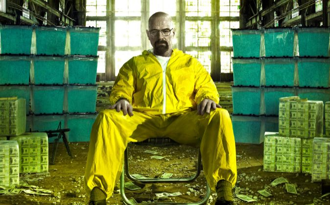 <strong>Walter White</strong> se ve obligado a emprender...