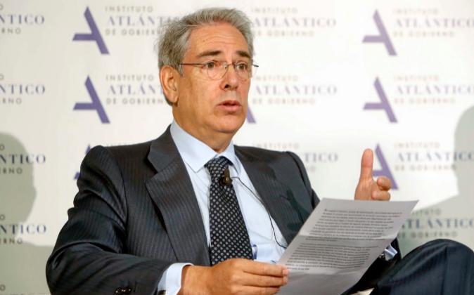 Antonio Fernández-Galiano, presidente de Unidad Editorial.