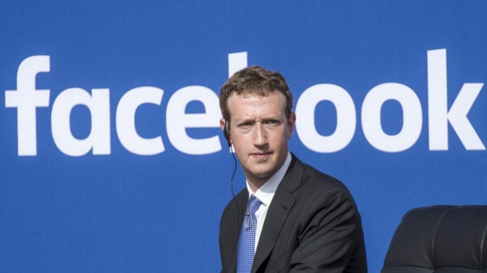 Mark Zuckerberg, jefe ejecutivo de de Facebook