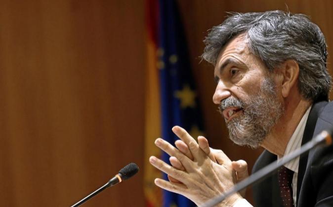 Carlos Lesmes, presidente del Tribunal Supremo de España y del...