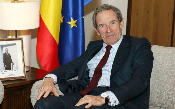 Fernando Azaola Arteche, presidente de Elecnor