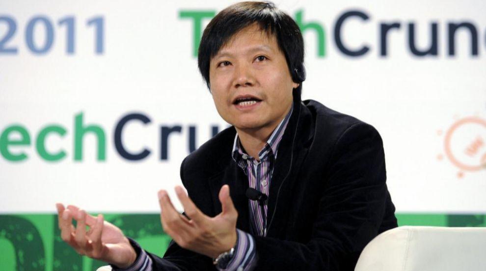 Lei Jun, cofundador de Xiaomi Technology.