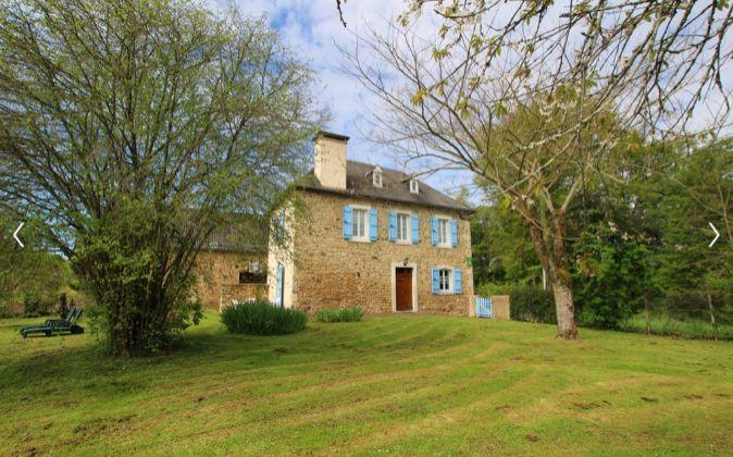 Una villa en Aquitania ofrecida por Gites de France.
