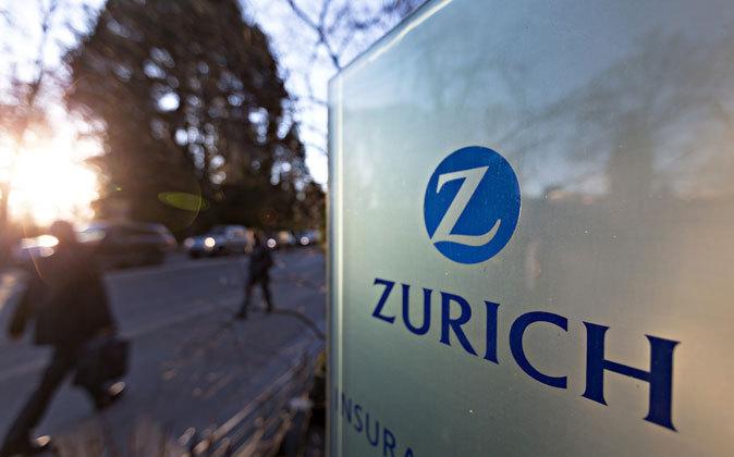 Logo de Zurich.