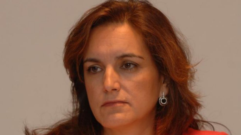 Isabel Maestre, directora general de la Agencia Estatal de Seguridad...