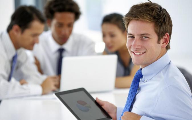 Trabajar en equipo es uno de los alicientes que los jóvenes demandan.