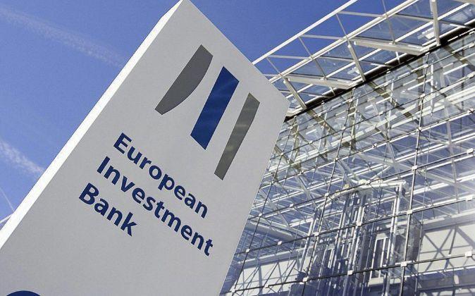 Sede del BEI, Banco Europeo de Inversiones, en Luxemburgo