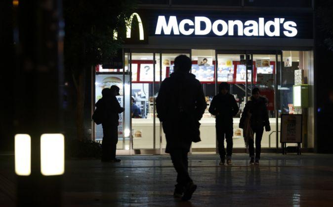 Tienda McDonald's.