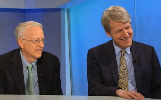 George Akerlof y Robert Shiller, autores de 'La economía de la...