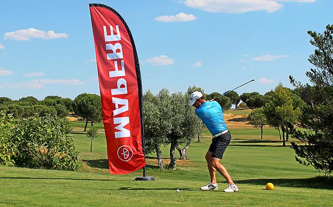 Uno de los deportes en los que se competirá será el golf.