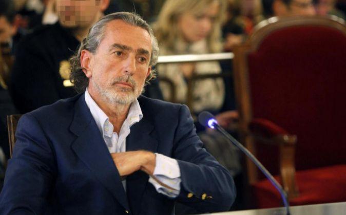 El presunto cabecilla de la trama corrupta, Francisco Correa.