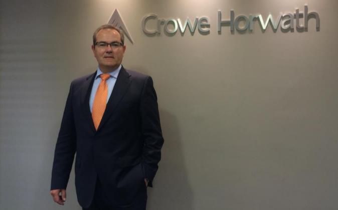 Jose Luis Yus, socio director de concursal de Crowe Horwath.