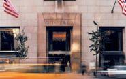 La icónica tienda de Tiffany en la Quinta Avenida de Nueva York.