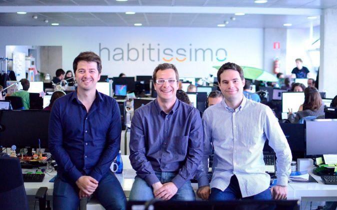 <strong>Habitissimo</strong> Para lanzarse al mercado...