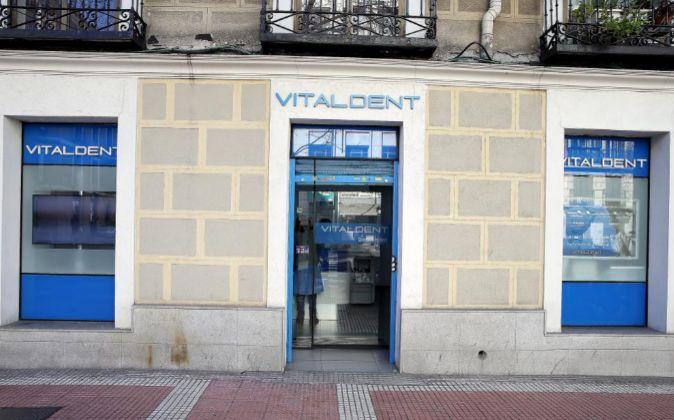 Clínica de Vitaldent.