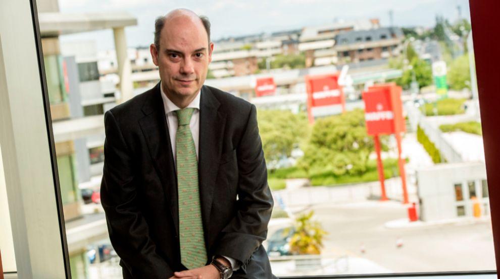 José Manuel Inchausti,  CEO de Mapfre Iberia