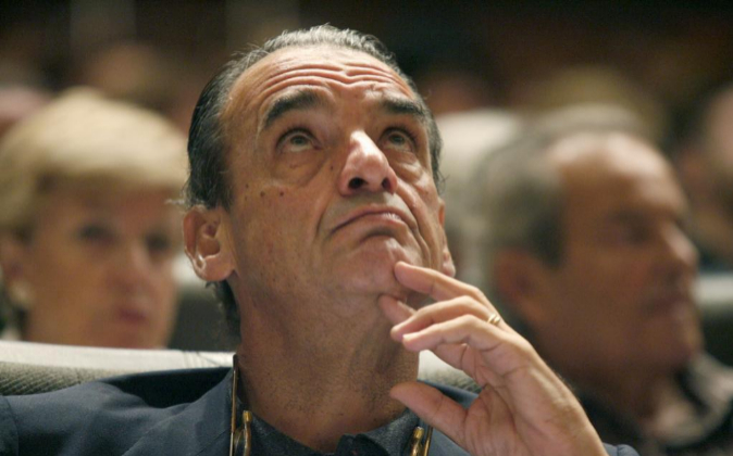El expresidente del Banesto Mario Conde