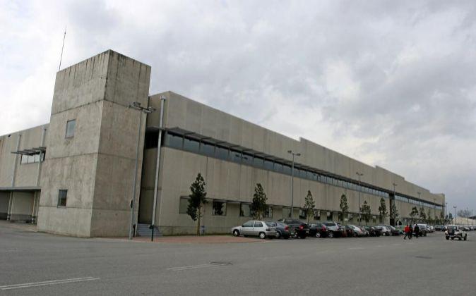 La sede corporativa de Bershka en Tordera.