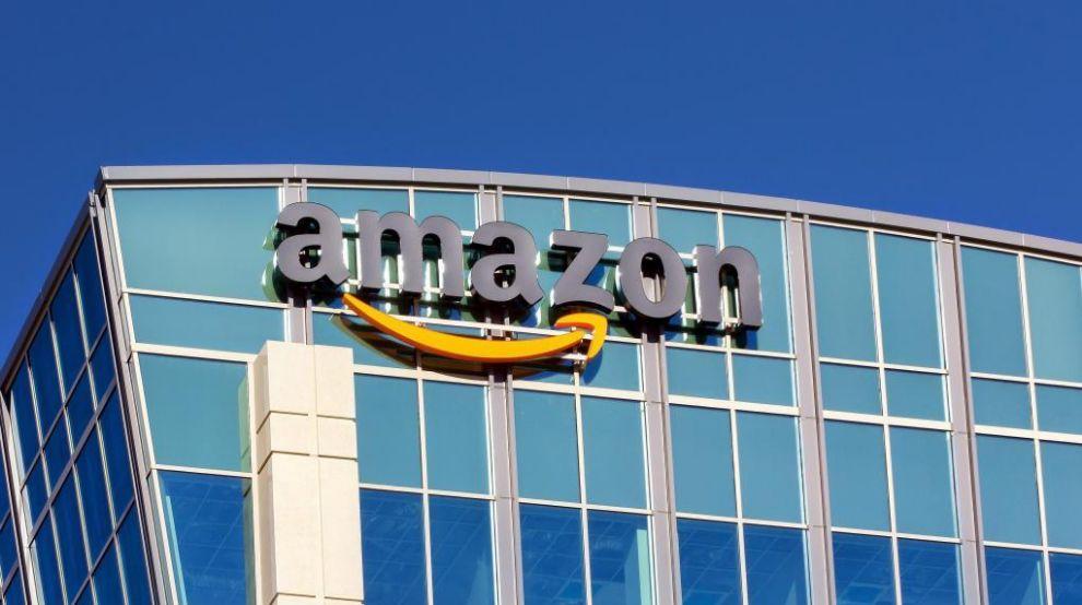 Edificio de Amazon en Santa Clara (California).