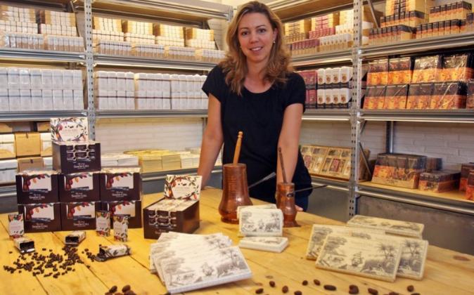 María Coll, directora comercial y de márketing de la empresa