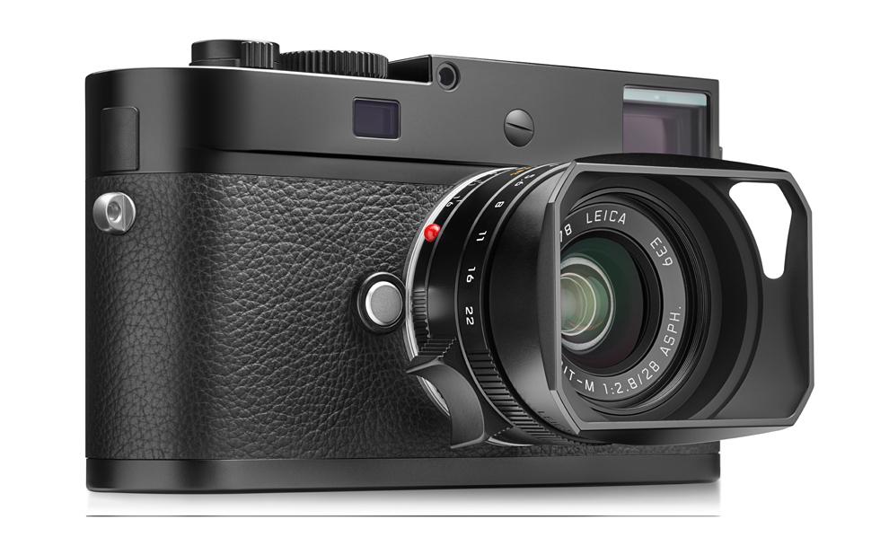 <strong>Leica M-D Typ 262</strong>Antes de la era digital, dispara una...