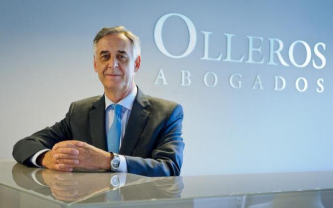 Jaime Olleros, socio director de Olleros Abogados.