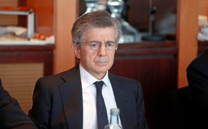 Antonio Zabalza, presidente y consejero delegado de Ercros.
