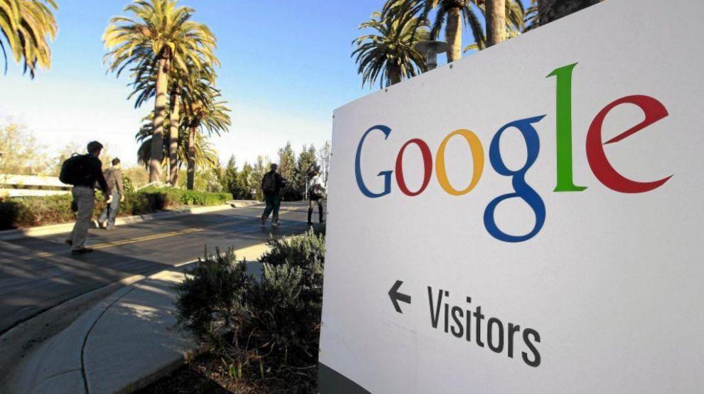 Sede de Google en Mountain View.