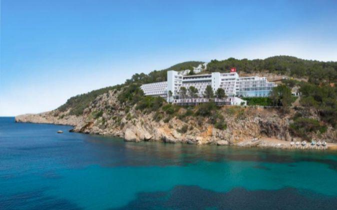 Hotel Olé Galeón Ibiza.