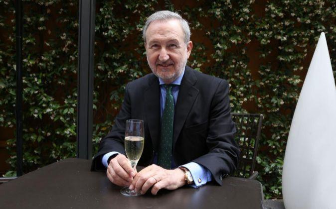 Pedro Bonet, presidente del Consejo Regulador del Cava.