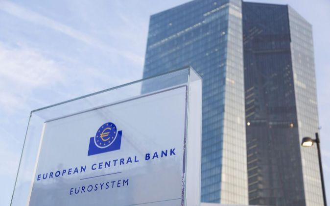 Sede del BCE en Fránkfurt.