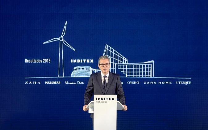 Pablo Isla, consejero delegado de Inditex.