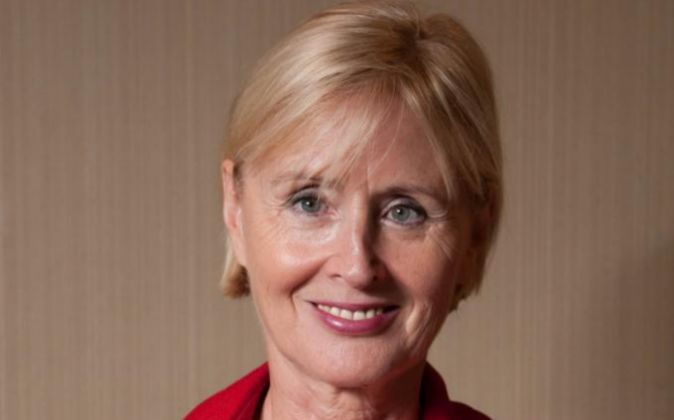 La baronesa Denise Kingsmill.