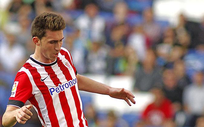 Aymeric Laporte, jugador del Athletic
